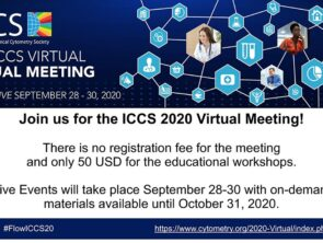 2020 ICCS Virtual Annual Meeting